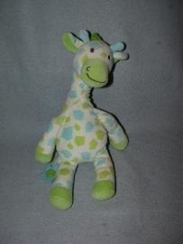 AJ-559 G  Happy Horse giraffe Goffy nr.2  2006 - 35 cm - geweven label - uitverkocht