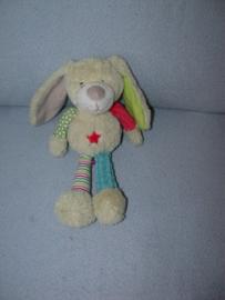 K-1381  Tiamo konijn - 27 cm