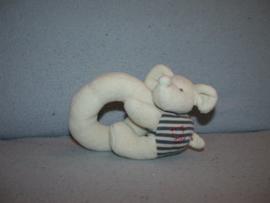 M-583  Happy Horse rammelaar met muis Alexander  2000