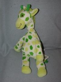 AJ-413  Gloednieuw! Happy Horse giraffe Goffy nr.2  2005 - 36 cm