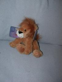 KP-1277  Gloednieuw! Russ Berrie leeuw Shining Stars - 26 cm