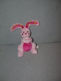 K-932  Hema konijn met magneetjes - 20 cm