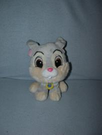 K-836  Nicotoy/Disney konijn Stampertje - 22 cm - gladde neus
