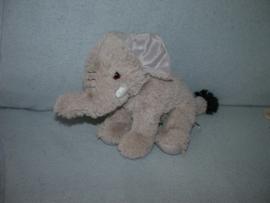KP-1753  Toys olifant - 22 cm