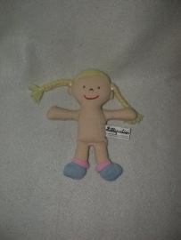 PS-800  Lilliputies popje meisje - zonder kleren