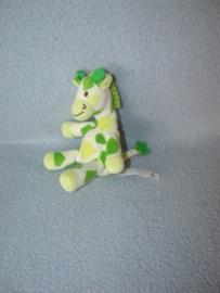 AJ-836  Happy Horse mini giraffe Goffy 2005 - 16 cm