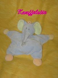 KP-757  Jollybaby sterpopje olifant