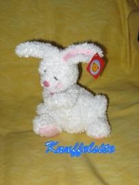 K-533  Gloednieuw! Hema konijntje met magneetjes - 21 cm