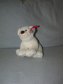 B-1380  Anna Club Plush ijsbeer