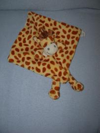 AJ-1076  PIA kroeldoekje giraffe