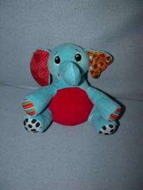 KP-2046  Playgro olifant - 21 cm