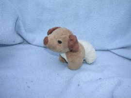 H-815  Onbekend hondje - 14 cm