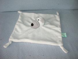 H-1075  Onbekend kroeldoekje hond