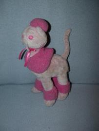KP-1571  Happy Horse poes Mrs. Poodle/Cat 2006