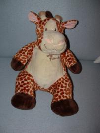 AJ-1391  Nictoy giraffe Little Friends - 28 cm