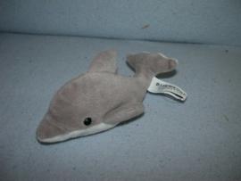AJ-1309  Bijenkorf dolfijn - 16 cm