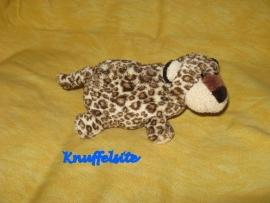 KP-614  Staand luipaard - 19 cm