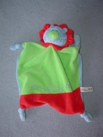 KP-1119 Tender Toys kroeldoekje leeuw