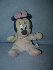 M-196  Disney Baby/Nicotoy muis Minnie Mouse - 19 cm