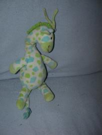 RMK-411  Happy Horse muziekdoos giraffe Goffy 2010 - defect!
