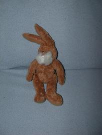 K-1144  Gloednieuw! Hema konijn - 24 cm