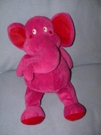 KP-1559  Tiamo olifant Olli nr.3 - 52 cm