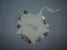 PS-1157  VIB (Very Important Baby) labeldoekje Love