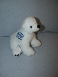 B-959  Nutrilon ijsbeertje met embleem - 15 cm