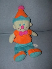 AJ-865  Toi-Toys clown - 35 cm