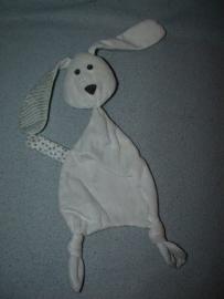 K-1045  Prenatal kroeldoekje/speendoekje konijn