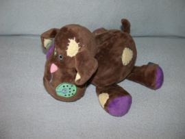H-852  Zoocchini hond - 24 cm
