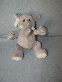 KP-1625  Toys olifant - 24 cm