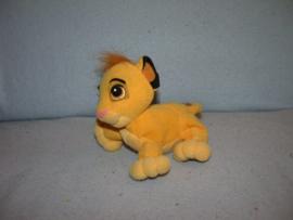 KP-1910  Onbekende leeuw Simba uit the Lion King - 14 cm