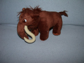 KP-1176  Ice Age 3 (Dawn of the Dinosaurs) mammoet Manny - 17 cm