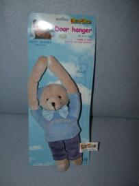 B-1887  Gloednieuw! Eddy Toys deurhanger beer - 33 cm