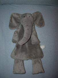 KP-1654  Difrax Olifant Elliot groot - 33 cm