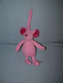 RMK-447  Onbekende muziekdoos muis - Hans Textiel?