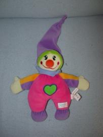 AJ-1380  Simba Baby clown - 22 cm