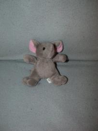 KP-1531  Tender Toys olifantje - 11 cm