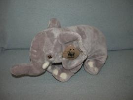 KP-1496  WWF olifant - 28 cm