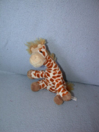 AJ-1264  Bayer Health Care giraffe - 17 cm