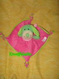 H-243  Simba Baby kroeldoekje hond