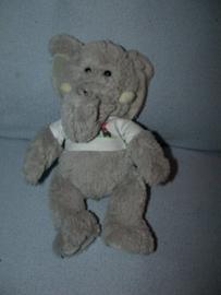 KP-1772  Ravensden/Blijdorp olifant met truitje - 28 cm
