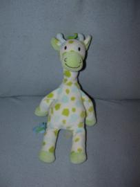 AJ-559 S Happy Horse giraffe Goffy nr.2 2008 - 35 cm - satijnen label