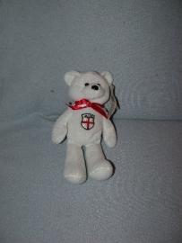 B-1322  Gloednieuw! Sampson Souvenirs beertje George of Britain