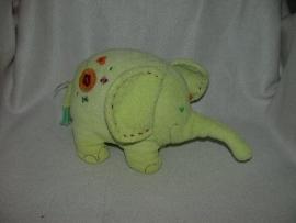 KP-1016  Happy Horse olifant Eef nr.2  2005 - 20 cm