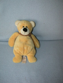 B-506  Tiamo beer met sjaaltje nr.1 - 20 cm