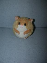 AJ-1405  Ty Beanie Ballz hamster Flash - 11 cm
