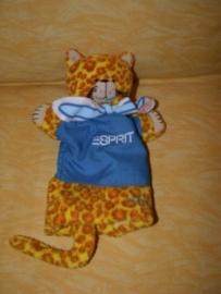 KP-448  Esprit handpop luipaard/poes