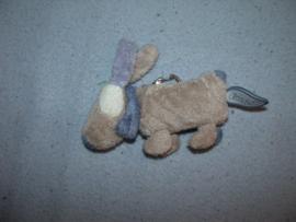 H-966  Dima/Dimpel sleutelhanger hond